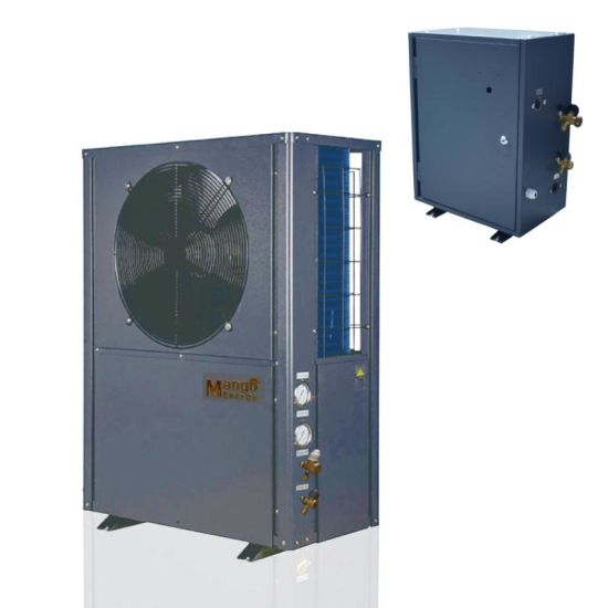 Split -30 High Efficiency Evi Split Heat Pump System