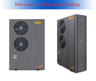 2018 High Efficient House Heating/Cooling Three in One Air to Water Heat Pump