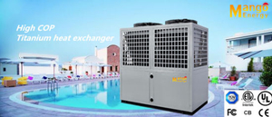 Air Source Industrial Heat Pump for Commercial Use