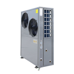 swimming Pool Air Source Heat Pump with Titanium Tube Heat Exchanger R410 Refrigerant