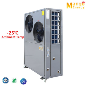 Heat Pump for Hot Water & Room Heating Work in -25 Degree High Cop Low Noise.