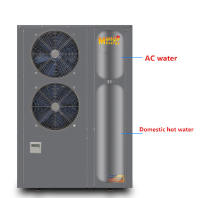 Air to Water Heat Pump Split with Low Noise