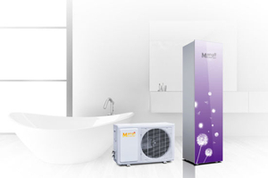 Ce& TUV Certificate Air Source Heat Pump