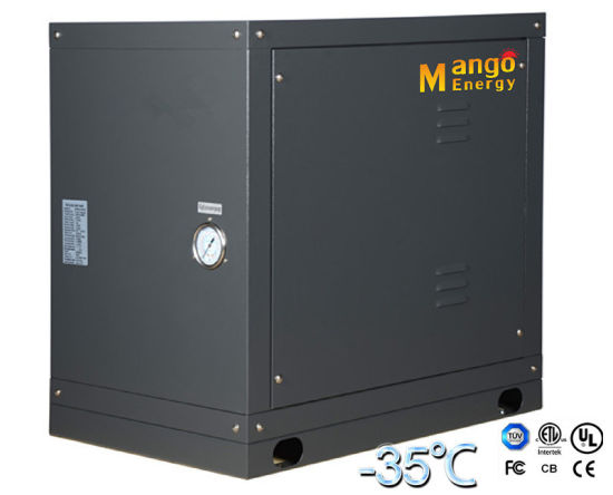 Newest High Quality Geothermal Source Heat Pump on Sale (25KW, CE, RoHS, TUV)
