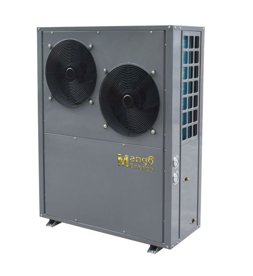 High Cop and Low Noise Energy Saving Heat Pump
