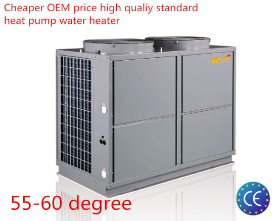 Low Noise High Capacity High Cop Splite Evi Air to Water Heat Pump