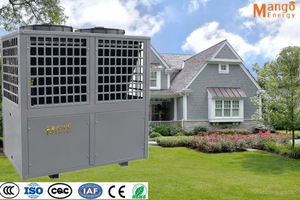 High Temperature Air to Water Heat Pump Water Heater