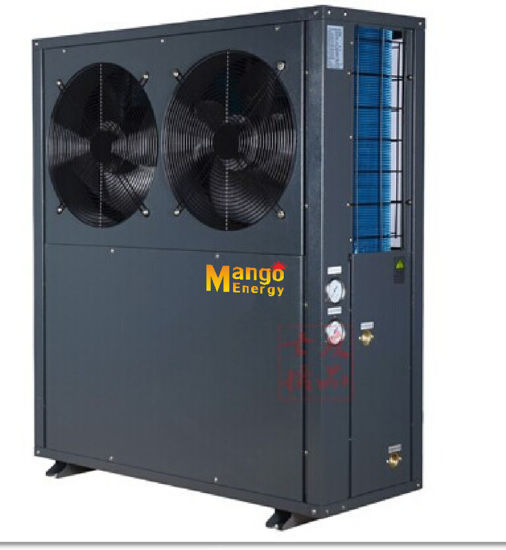 High Temp Outlet 80 Centigrade Water 9kw-90kw Air Source Heat Pump