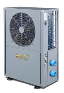 Ce/R410A Heat Pump for Swimming Pools, Titanium Heat Exchanger, Antiseptic, Copeland Compressor