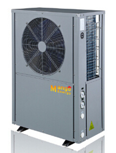 10.8kw 220V/60Hz R417A Refrigerant Air Source Heat Pump Supply Hot Water