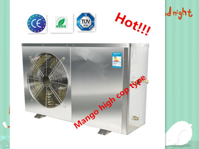 Hot Sale Ground Source Heat Pump for Floor Heat Ing