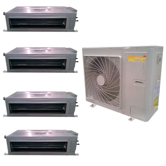 Cental Hot Water Air Conditioner for All House