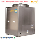 Direct Heating+Cycle Mode Heat Pump Air Source for House/Commercial Use.