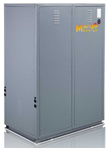 Commercial and Domestic Water/Geothermal Source Heat Pump 10.4-97.2kw Heating Capacity
