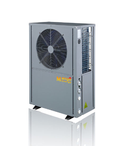 Ce Certified Air Source Heat Pump Work at -7~46 Degree Supply Hot Water