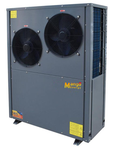 Commercial Cascade System Heat Pump for Underfloor Heating