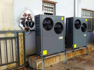 Normal Air to Water Heat Pump Unit