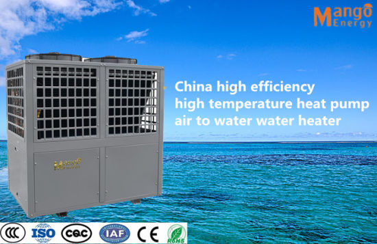 High Temperature Used Air to Water Heat Pump Water Heater
