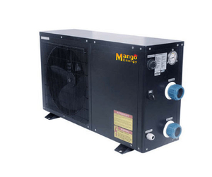 Home SPA/Swimming Pool Air Source Heat Pump Mg-13 Mg-18 Mg-27 with Titanium Tube Heat Exchanger