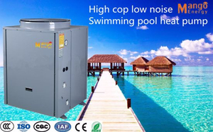 OEM China Supplier Commercial Use Swimming Pool Heat Pump