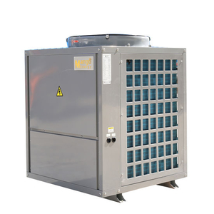 Cascade All in One Air Source Heat Pump (cooling+heating+high temperature hot water 95degree)
