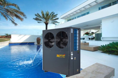 High Efficiency/Cop 20kw Swimming Pool Heat Pump with Ce Pool Heater