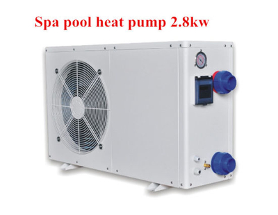 4.8kw TUV Air to Water Residnetial Swimming Pool Heat Pump