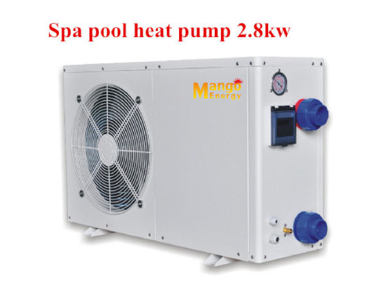 Ce Certificate Passed SPA Swimming Pool Heat Pump