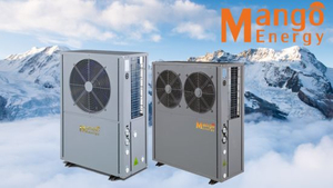 High Temperature Air to Water/ Air Source Heat Pump Working Air Temperature Range: 5degree to 45degree