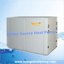 High Quality Geothermal Source Heat Pump Heating Input Power 5.08kw