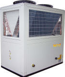 OEM 39.8kw/44.3kw/75kw/86.4kw Air Source Industrial Heat Pump for Commercial Use