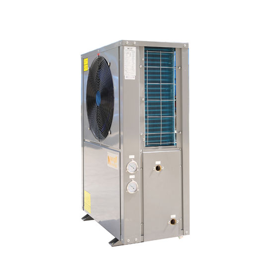 Amb. -25c Air Source Evi Air to Water Heat Pump R407c