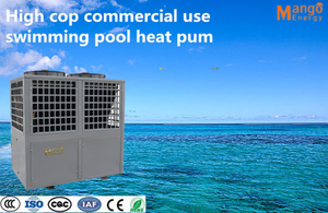 OEM Energy Saving Swimming Pool Heat Pump