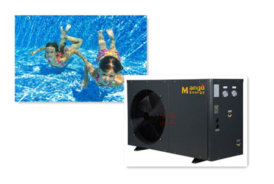 Plastic Mini SPA Swimming Pool Heat Pump (CE, RoHS, ISO9001)