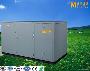 Heating System Water Source Heat Pump Energy Efficiency and PRO-Environment