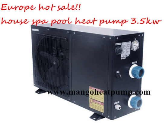 with WiFi Low Noise Home SPA Swimming Pool Air to Water Air Source Heat Pump