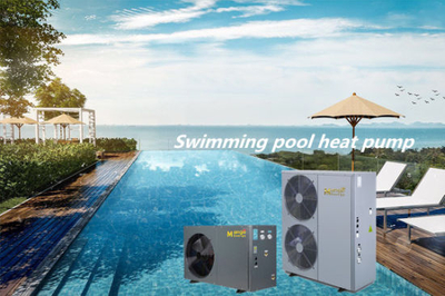 Household and Commercial Swimming Air to Water Heat Pump