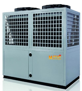 High Temperature Heat Pump with Maximum Outlet Water Temperature 80c