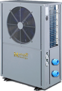 10.5 Kw High Cop Swimming Pool Air Source Heat Pump Use Titanium Foam Condenser