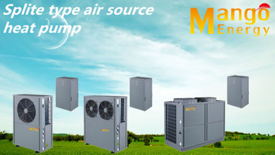 Splite Evi Air to Water / Air Sourve Heat Pump (Heating and cooling)