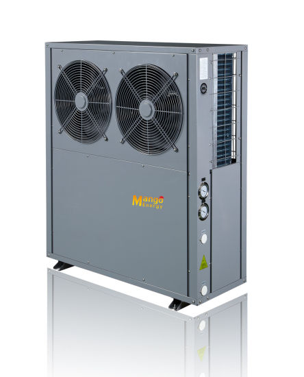 Evi DC Inverter Heat Pump for House Heating of -25 C Low Temperature District 220V/380V 50Hz