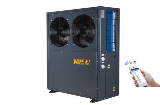 Kw2.03-14.2kw Evi Ait to Water Heat Pump Heating Capacity (heating and cooling, monoblock type)