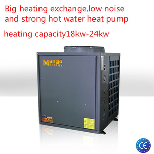 China High Efficiency OEM Sales 8kw 12kw 15kw 18kw 20kw New Energy Air to Water Heat Pump Water Heater