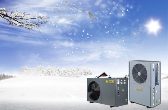 7.1kw Swimming Pool Heat Pump Air Source Heat Pump Domestic Heat Pump