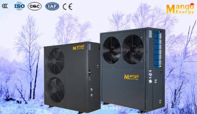 20.6kw Chinese High Quality Copeland Compressor Evi Heat Pump Air Water Heat Pump