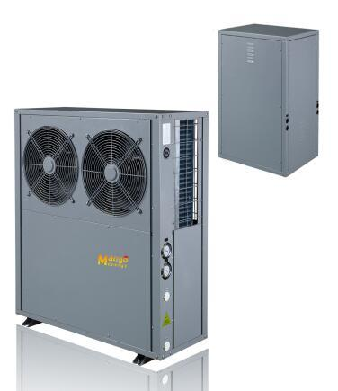 -20degree 4.4kw/7.8kw/4.6kw/8.4kw/11.8kw Heating Capacity Splite Evi Wholesale Energy Saving China Water Air Source Heat Pump