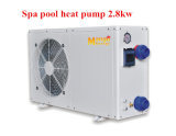 Hot Sale in Europe Mini SPA Swimmming Pool Heat Pump Max Water Temp 28 Degree