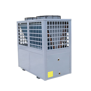 80 Deg High Temperature Air to Water Air Source Heat Pump for Commercial and Hotel