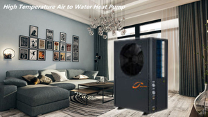 Heating Mode 80 Degree Hot Water High Temperature Air to Water Heat Pump