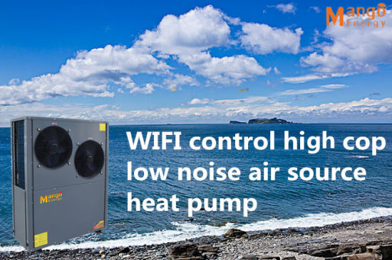 with WiFi Control Direct Heating Air Source Heat Pump